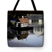 Joy  By Lake Tote Bag