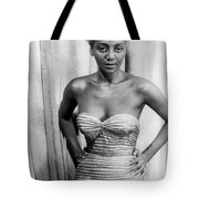 Joyce Bryant, 1953 Tote Bag by Granger