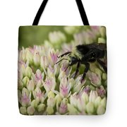 Joyous Bee Tote Bag
