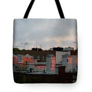 July 26 2007 Tote Bag