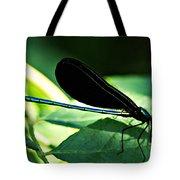 July Dragonfly II Tote Bag