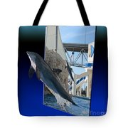 Jumping For You Tote Bag