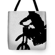 Jumping High Tote Bag
