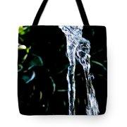Jumping Water Tote Bag
