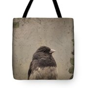 Junco Tote Bag