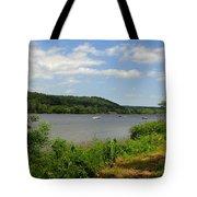 June Along The Connecticut River Tote Bag