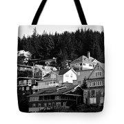 Juneau Homes Tote Bag
