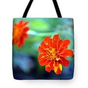 June's Bloom Tote Bag