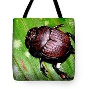 Jungle Beetle Tote Bag