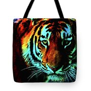 Jungle Cat Tote Bag