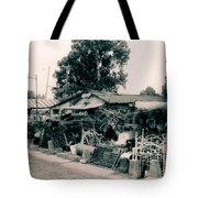Junk Shop- Tallulah Louisiana Tote Bag