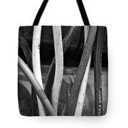 Junkyard Macro No. 22 Tote Bag