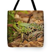 Just A Frog Tote Bag
