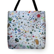Just A Walk In The Park Tote Bag