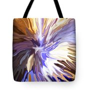 Just Abstract Iv Tote Bag