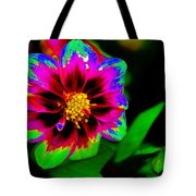 Just Another Regular Flower In The Garden Tote Bag