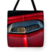 Just Breathe - 1971 Plymouth Hemicuda Tote Bag