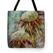 Just Dandelion Tote Bag