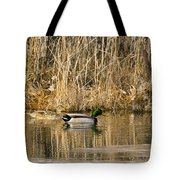 Just Ducky Living Happily Ever After Tote Bag