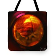 Just Hanging In There. Square Format. Tote Bag