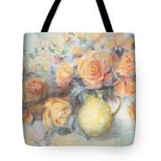 Just Joey Roses Tote Bag