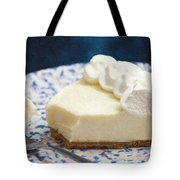 Just One Bite Of Key Lime Pie Tote Bag