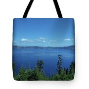 Just One Part Of Crater Lake Tote Bag