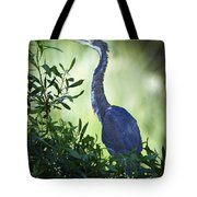 Just Out Of The Water Tote Bag