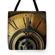 Just Past Midnight Tote Bag