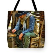 Just Playing Checkers Tote Bag