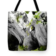 Just The Green Tote Bag