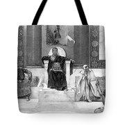 Justinian I (483-565) Tote Bag