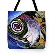 J.v. Wishin Fish 3 Tote Bag