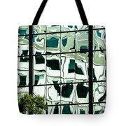 K Street Crazed Tote Bag
