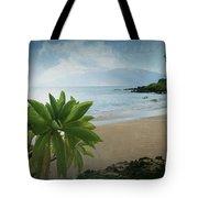 Ka Makani Olu Olu  -  Polo Beach Maui Hawaii Tote Bag