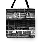 Kalamity Monochrome Tote Bag