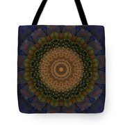 Kaleidoscope Vi Tote Bag