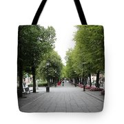 Karl Johans Gate Tote Bag