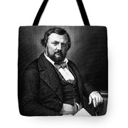 Karl Vogt, German Natural Scientist Tote Bag