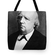 Karl Weierstrass, German Mathematician Tote Bag by Photo Researchers, Inc.