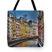 Karlovy Vary - Ceska Republika Tote Bag