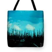 Katrina Trees Tote Bag