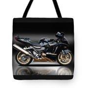 Kawasaki Zx12-r Tote Bag