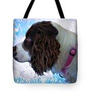 Kaya Paint Filter Tote Bag