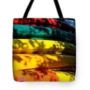 Kayak Colors Tote Bag