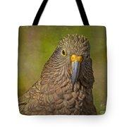 Kea Parrot Tote Bag