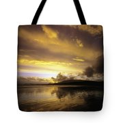 Keel, Achill Island, Co Mayo, Ireland Tote Bag