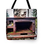 Keep The Oven Warm Tote Bag