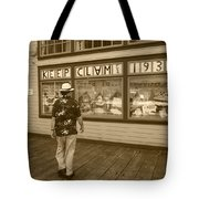 Keeping Clam Since 1938 Tote Bag