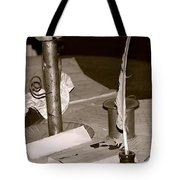 Keeping In Touch Tote Bag